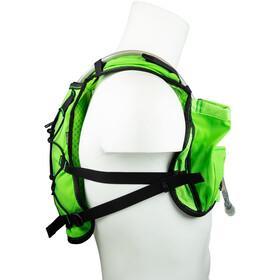 Orange Mud Endurance Hydration Pack 2l lime green
